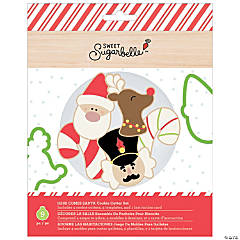 American Crafts™ Sweet Sugarbelle™ Santa Cookie Cutter Set