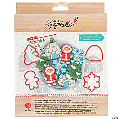 American Crafts™ Sweet Sugarbelle™ Winter Cookie Cutter Set