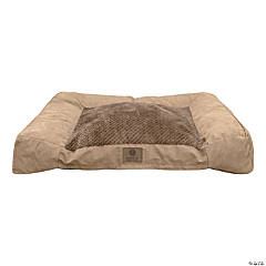 American Kennel Club Memory Foam Sofa Bed-Tan