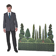 Ancient Greek Garden Hedge Stand-Up
