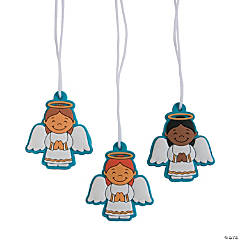Angel Charm Necklaces
