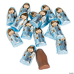 Angel Chocolate Candy
