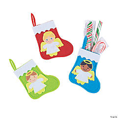 Angel Mini Stockings