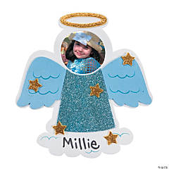 Angel Picture Frame Magnet Craft Kit