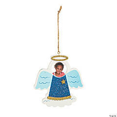 Angel Picture Frame Ornaments