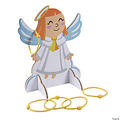 Angel Ring Toss Game