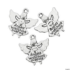 Angels Watching Over Me Charms