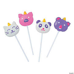 Anicorn Character Lollipops