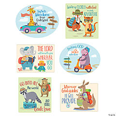 Animal Bible Adventure Cutouts