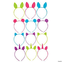Animal Ear Headband Assortment