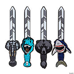 Animal Foam Swords