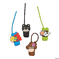 Animal Hand Sanitizer Holders