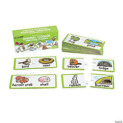 Animal Homes Puzzles