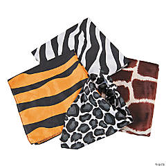 Animal Print Bandanas