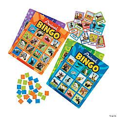 Animal Recognition Premium Bingo Game