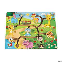 Animal Slide Puzzle