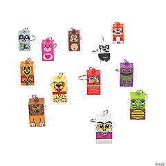 Animal Stackerz Keychain Collectables