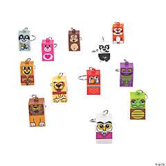 Animal Stackerz Keychain Collectables