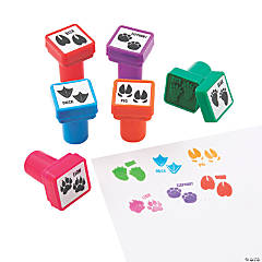 Animal Tracks Stampers
