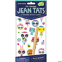 Animals Friends Jean Tats Pack