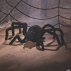 Animated Large Spider Halloween Decoration