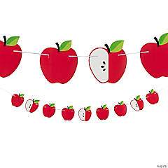 Apple Icon Garland