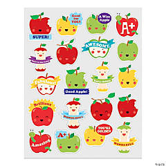 Apple-Scented Stickers