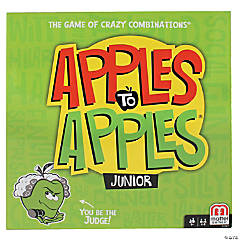 Apples To Apples® Junior — The Game of Crazy Comparisons!