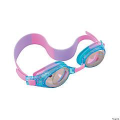 Aqua2ude Mermaid Tails Swim Goggles