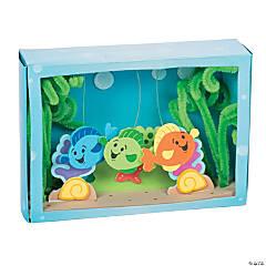 Aquarium Box Craft Kit