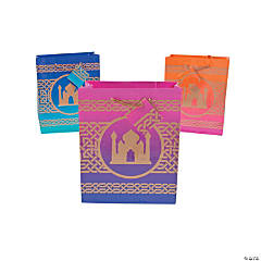 Arabian Gift Bags with Tags