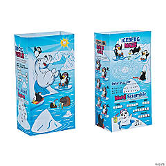 Arctic Animals Kids' Meal Bags