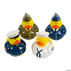 Armed Forces Rubber Duckies