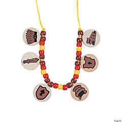 """Armor of God"" Necklace Craft Kit"