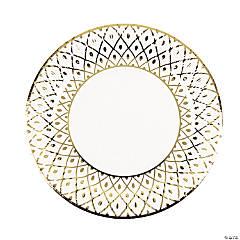 Art Deco Dinner Plates