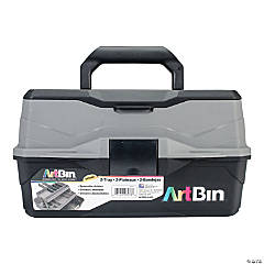 ArtBin Lift Tray Box with 2 Trays & Quick Access Lid Storage - 8