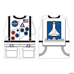 Astronaut Costume - White