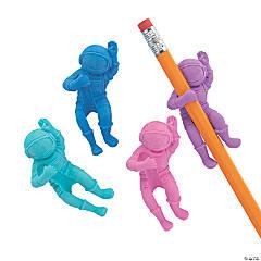 Astronaut Eraser Pencil Wraps