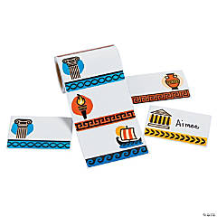 Athens VBS Name Tags/Labels