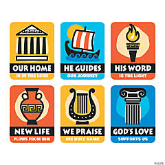 Athens VBS Posters