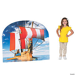Athens VBS Sailboat Stand-Up
