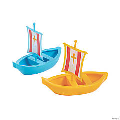 Athens VBS Toy Boats
