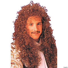 Auburn Extra Long Curly Wig