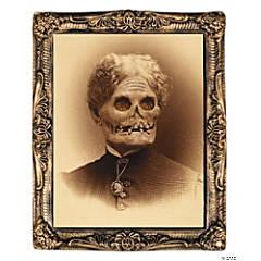 Aunt Hazel Holographic Print