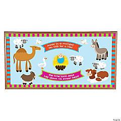 Away in a Manger Bulletin Board Set