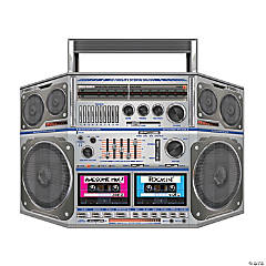 Awesome 80s Boombox Stand-Up