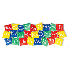 Awesome Alphabet Bean Bags