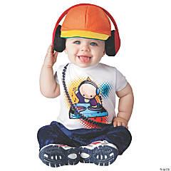 Baby BeatsDJ Costume - 12-18 Months