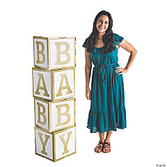 Baby Blocks Stand-Up