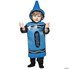 Baby Blue Crayola™ Crayon Costume - 18-24 Months